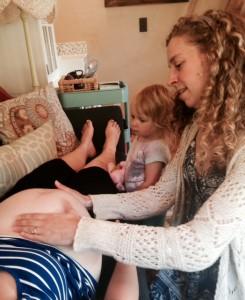 Portland home birth midwife